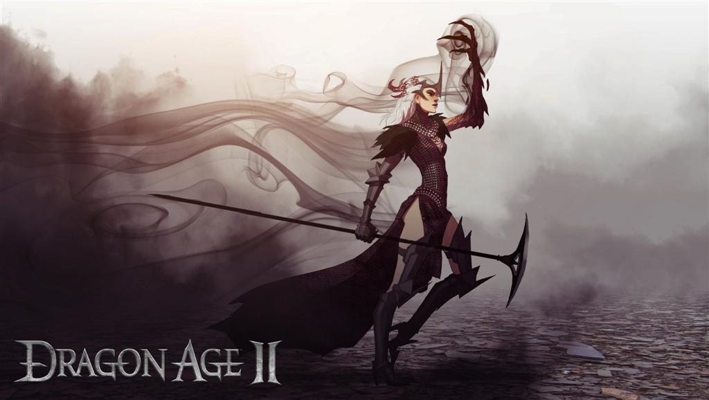 Dragon Age HD & Widescreen Wallpaper 0.330470453108276