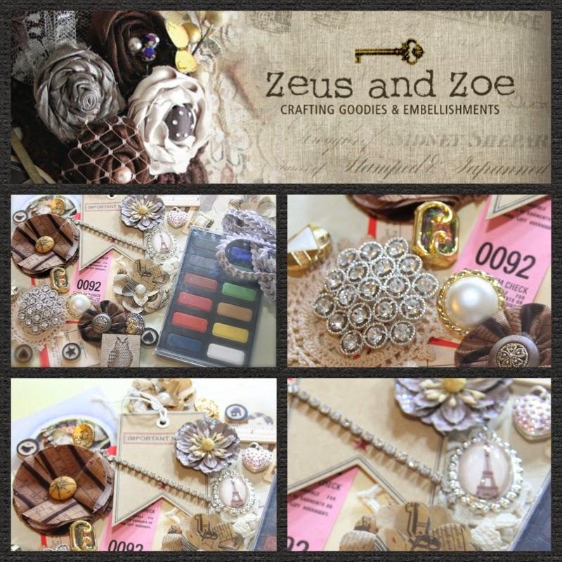 Fabulous Zeus and Zoe Giveaway
