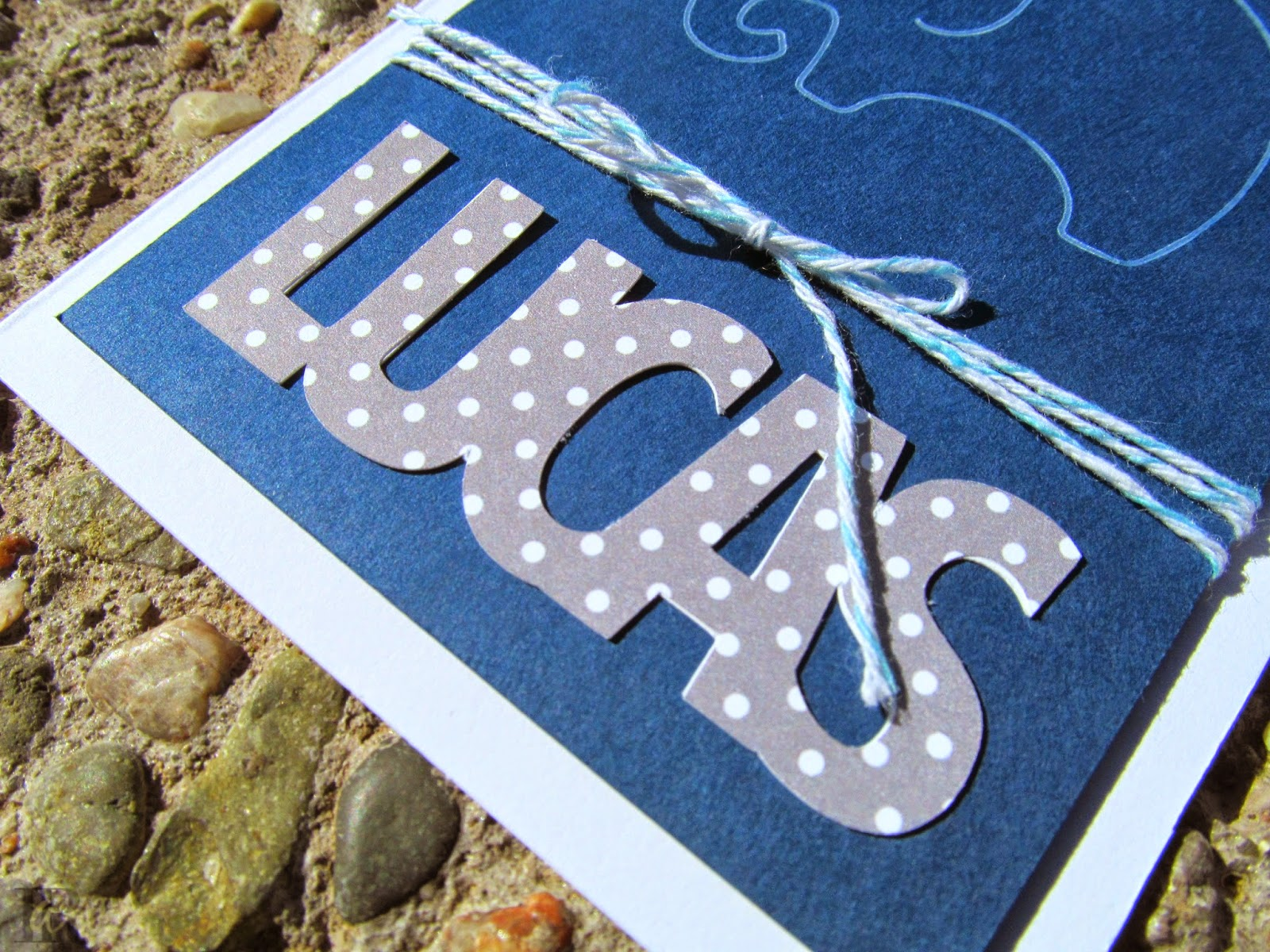 Baby Boy Name Cut Out using Silhouette Portrait