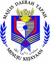 Jawatan Kosong Majlis Daerah Tapah (MDTapah)