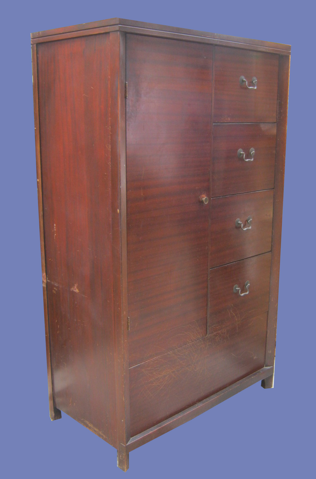 Uhuru Furniture Amp Collectibles Vintage Chiffarobe SOLD