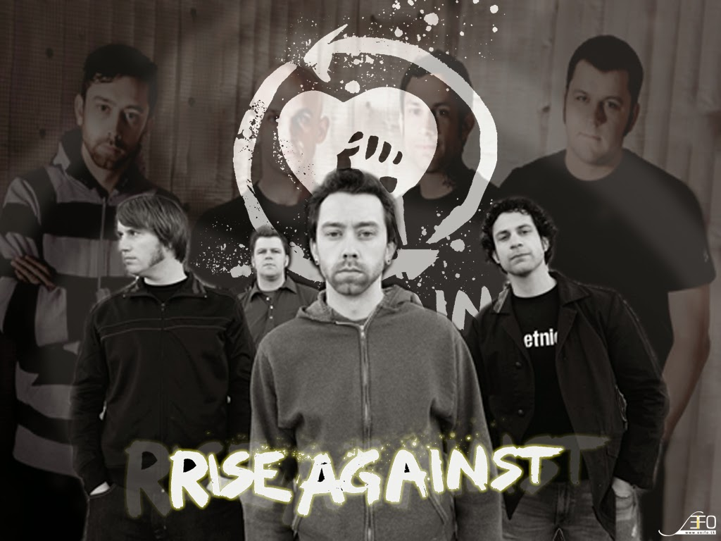 Rise Against- Tragedy + Time