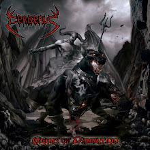 "CERBERUS ""AGONY OF DAMNATION"""