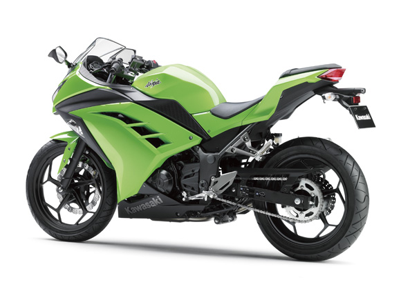 Kawasaki Ninja 300 in India
