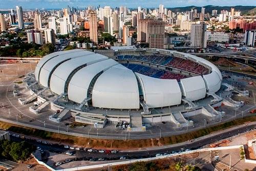 Stadion Arena das Dunas