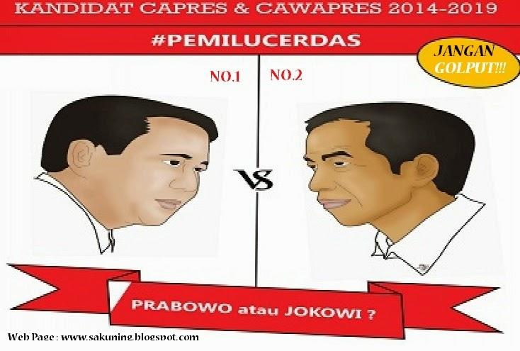 "DEBAT CAPRES 2014 ""JOKOWI vs PRABOWO"""