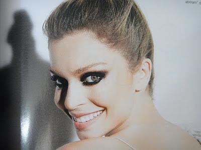 Make Passo a Passo: Gloss no olho: Revista Lola com a