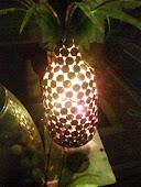 Luminaria O abacaxi