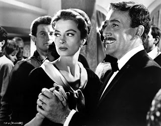 Capucine, Peter Sellers-- The Pink Panther