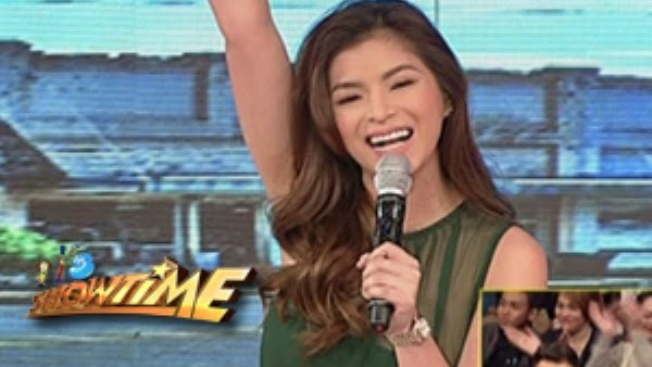 Angel Locsin returns to It's Showtime