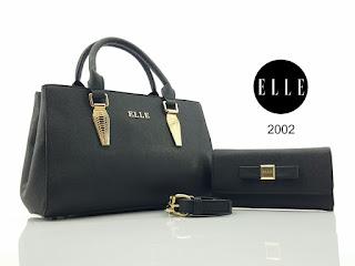 Tas KW Elle Saffiano Taiga Semi Premium 2002CC Jakarta