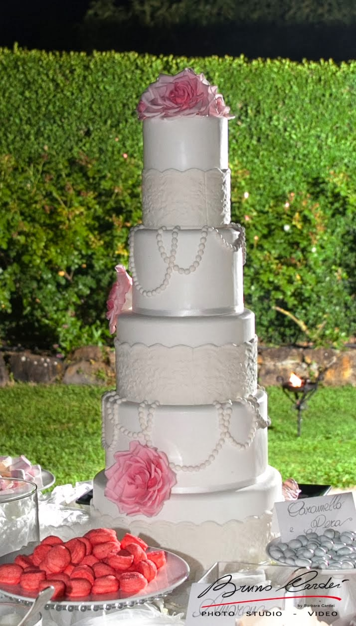 Haute Couture Wedding Cakes
