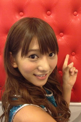 aki takajo foto premium content JKT48 clock