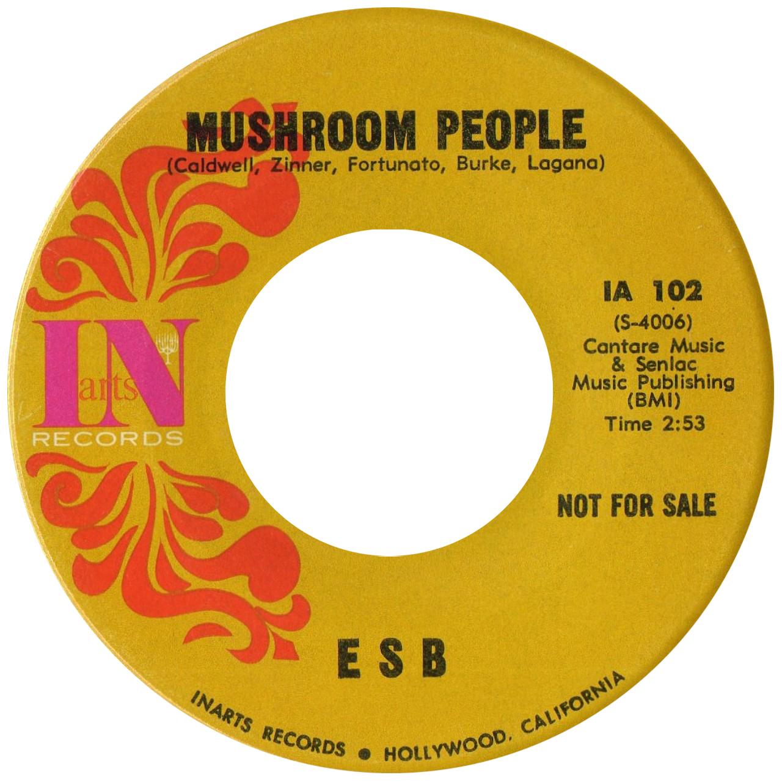 ESB Mushroom People