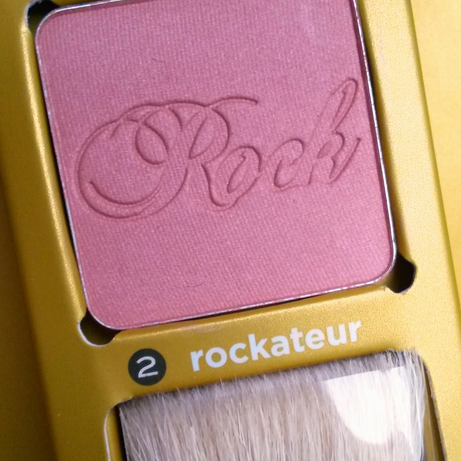 Benefit Rockateur Review