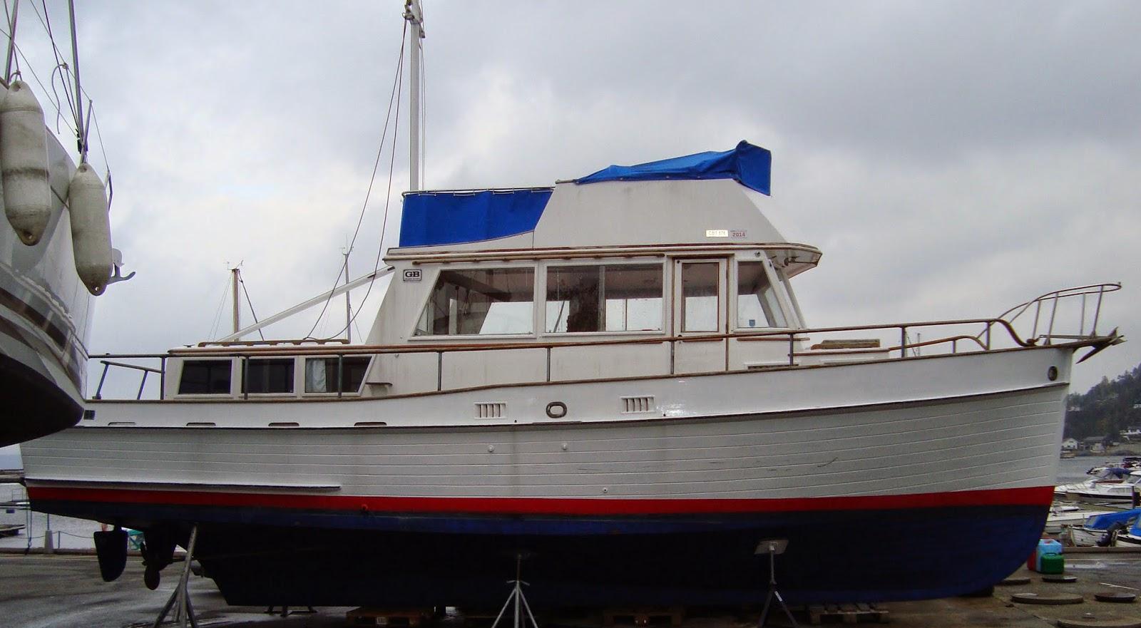 Båtopplag, GB36