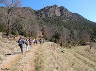 Camí de la Vilella. Autor: Ricard Badia