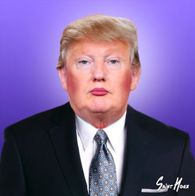 Donald Trump, Kanye West, Jay-Z Reimagined As Drag Queens ...