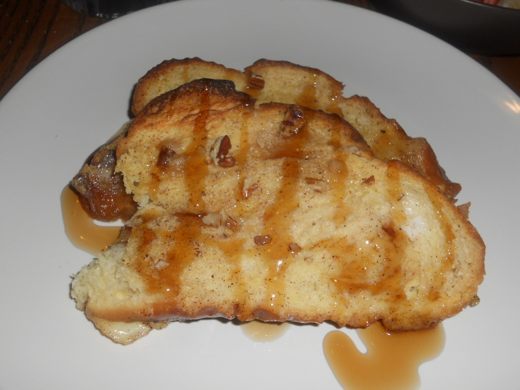 Overnight French Toast: Meatless Monday - Hezzi-D's Books ...