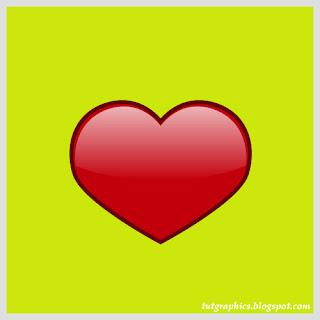 Как нарисовать знак сердце