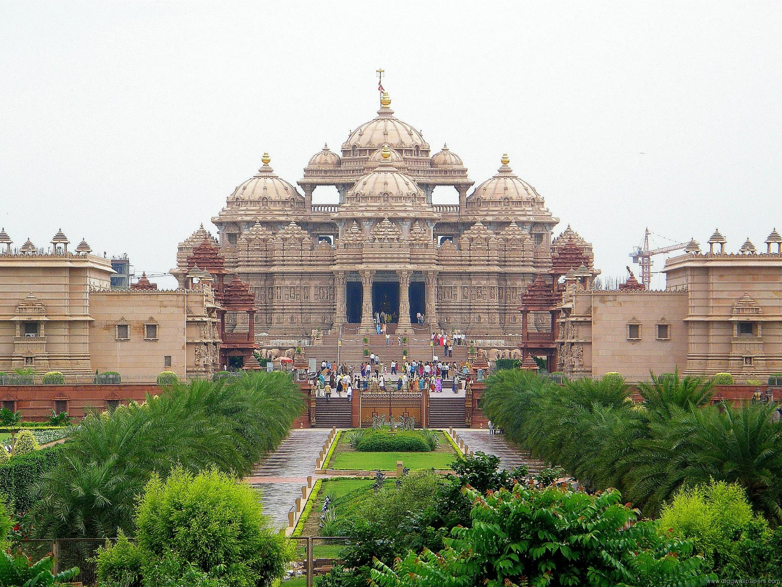 India nature wallpaper free hd wallpaper akshardham of india altavistaventures Gallery
