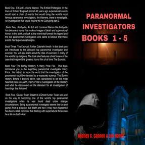 Paranormal Investigator 1-5