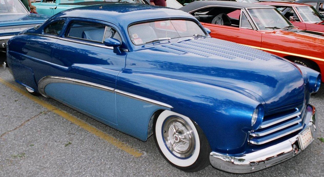 Watchcaronline 1950 Mercury