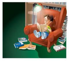 de dica una hora al dia a leer