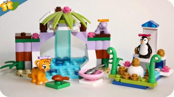 LEGO® Friends Animaux - Série 4