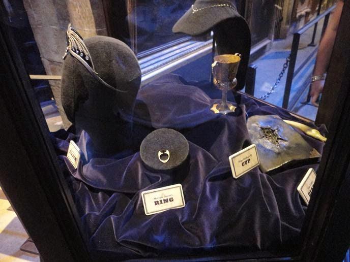 Horcruxes - Visitando os Estúdios de Harry Potter em Londres