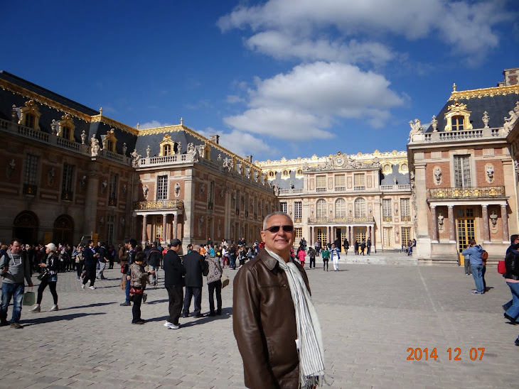 VERSALHES - Berço de Cultura e Beleza -FRANÇA