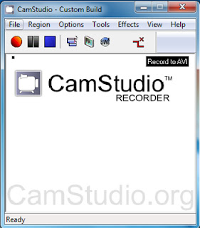 Best Desktop Recorder for Windows-CamStudio Recorder