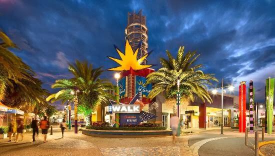 Free holiday ke Gold Coast Australia drp company masuk Harbour Town