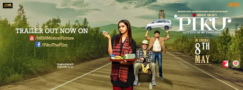 Box Office Collection of Piku 2015 With Budget and Hit or Flop wiki, Amitabh Bachchan, Deepika Padukone, Irrfan Khan bollywood movie Piku latest update income, Profit, loss on MT WIKI