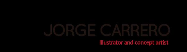 Jorge Carrero, ilustrador