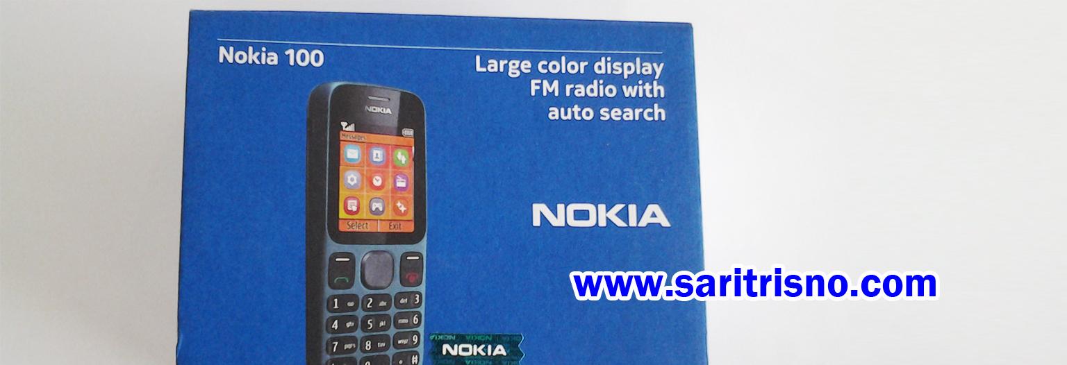 Fasilitas layar warna, radio, baterai tahan lama