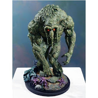 Man-Thing Character Review - Statue Product
