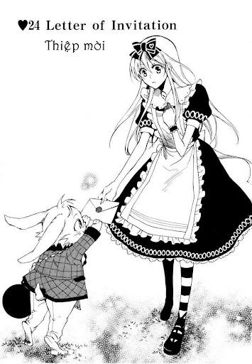Heart no Kuni no Alice chap 24