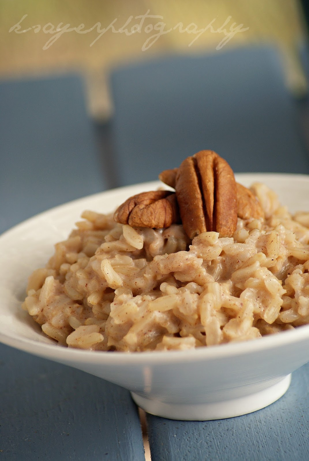 Vegan Rice Pudding Gluten Free