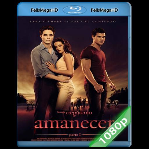La saga Crepúsculo: Amanecer – Parte 1 (2011) 1080P HD MKV ESPAÑOL LATINO