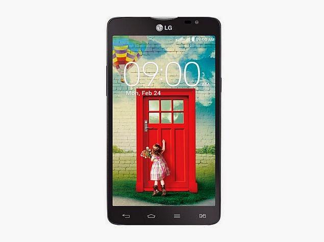 Harga LG L80 terbaru,  dengan Android KitKat Harga 1 jutaan