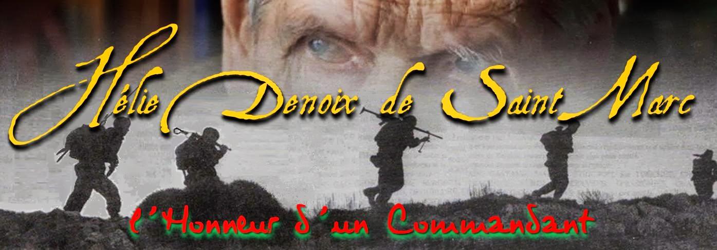 Hélie Denoix de Saint Marc