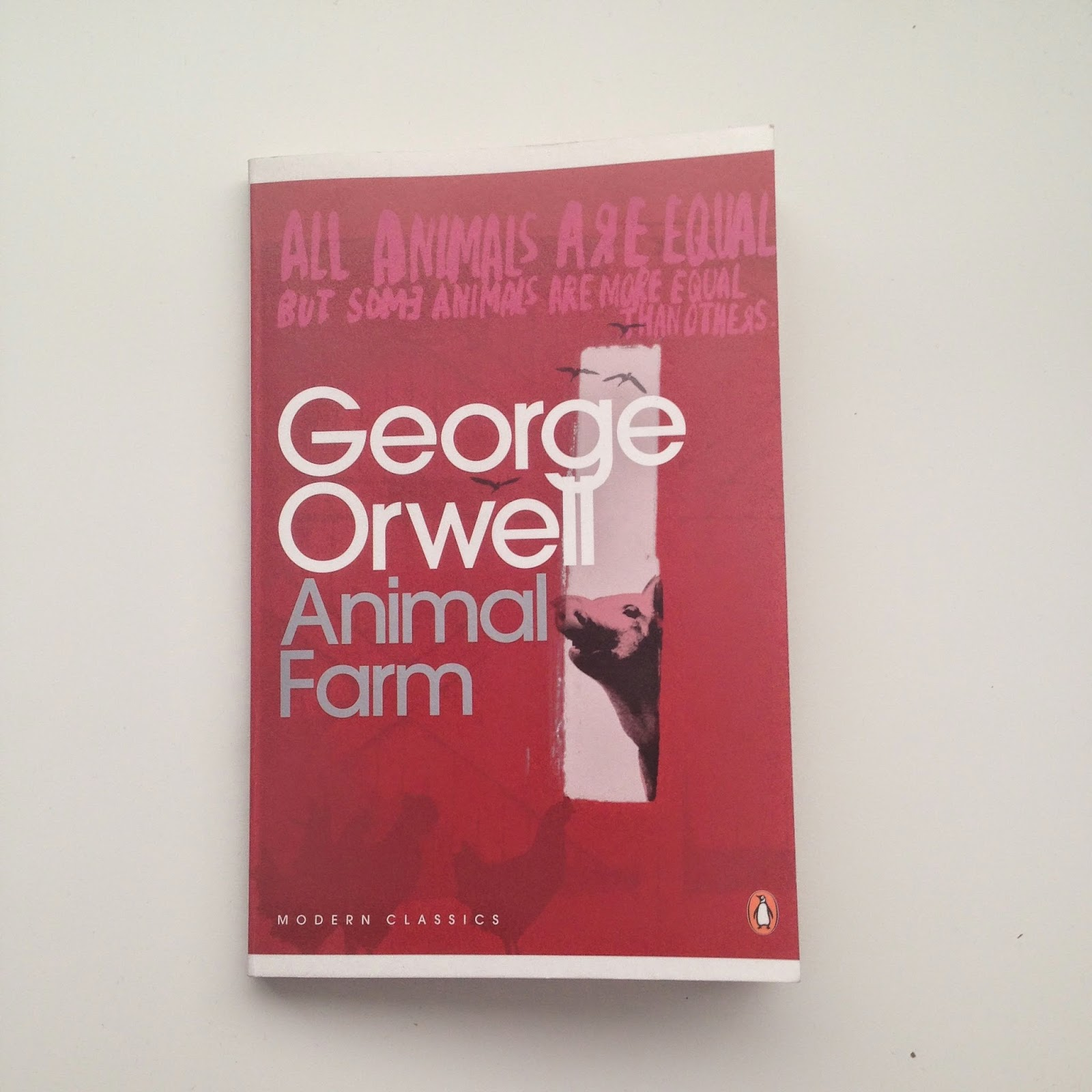 an essay of the book animal farm by george orwell Essay pg 1 animal farm eric arthur blair, better known by his psuedonym george orwell, is an english author commonly known to write about political issues orwell has been highly acclaimed and criticized for his novels.