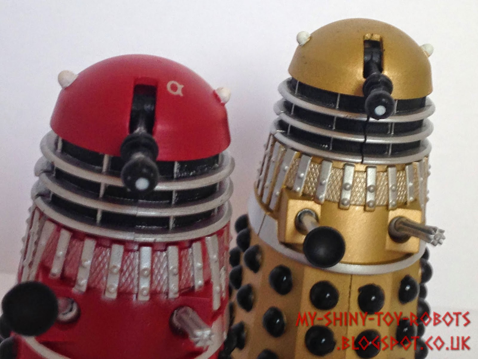 Dalek Collector Set #1 - Children of the Revolution