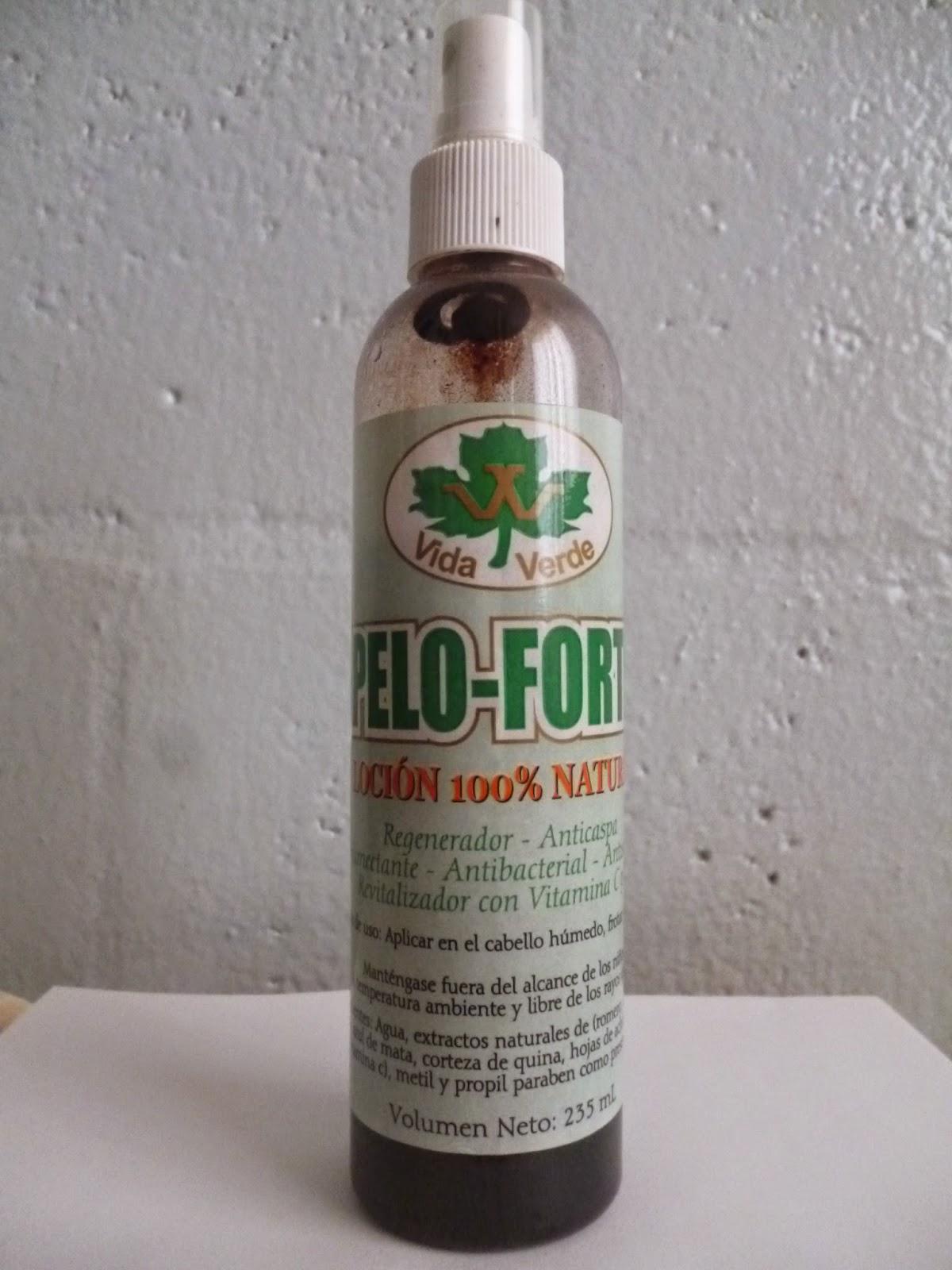 Romero verde para el cabello