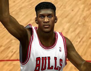 NBA 2K14 Jimmy Butler Face + Hair Mod