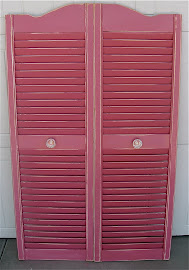Hot Pink Shutters (SOLD)