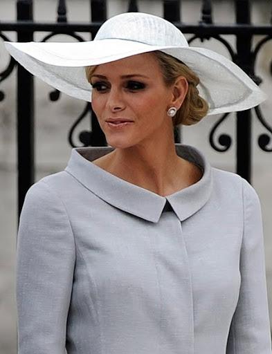 Шарлийн Уитсток - годеницата на принца на Монако Албер II