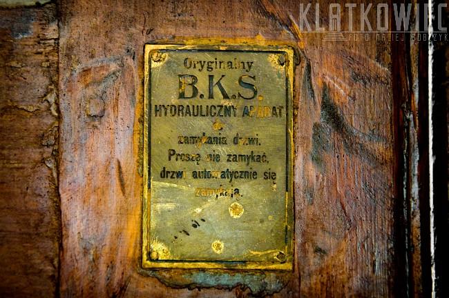 Rzeszów: B.K.S. - system zamykania drzwi
