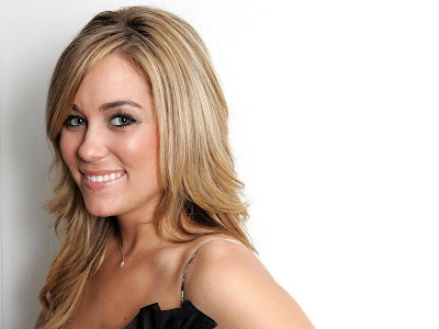 Lauren Conrad Laguana Beach Girl Wallpapers smile